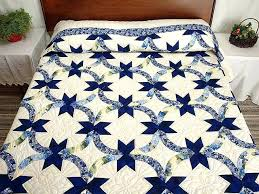 wedding ring quilt designs easy double wedding ring quilt pattern