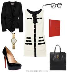 style inspiration what to wear to a business conference fashion