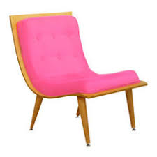 Pink Armchair Wooden Armchairs And Accent Chairs Houzz