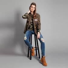 jacky luxury jacky luxury army blouse oversized army blouse fashionobsession eu