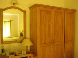 wooden closet picture of periyar meadows leisure hotel kumily