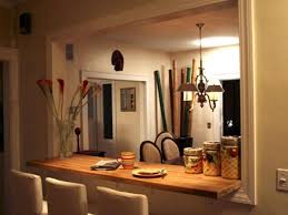 kitchen how to make a pass through kitchen bar decorating idea