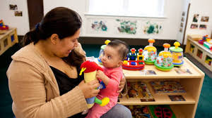 early care and education systems that support quality care for