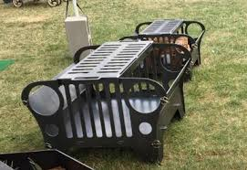 Jeep Bbq Brand New Pit Grill Jeep Customizable Personalized Themed