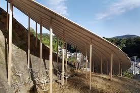 Ryue Nishizawa by Gallery Of Roof U0026 Mushrooms Pavilion Ryue Nishizawa Nendo 14