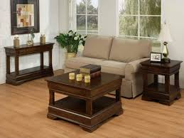 End Table Storage Coffee Tables Attractive Living Room End Table Sets Images Home