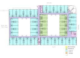 young urban community floor plans u0026 elevations