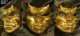 art predator menpo mask sculpt