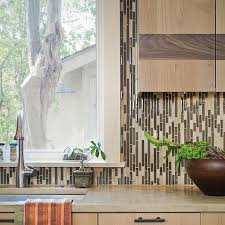 HOME DZINE Kitchen Mosaic Tiles For Kitchen Backsplash - Mosaic kitchen tiles for backsplash
