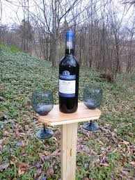outdoor wine glass holder table outdoor wine glass holder wine glass holder for two wine glasses