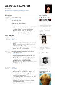 Olive Garden Server Job Description Resume by Server Resume Samples Visualcv Resume Samples Database