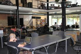 Tech Office Pictures How Office Design Can Catalyze An Innovative Culture