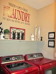 Laundry Room Decorating Accessories Laundry Room Decorating Basement Laundry Room Decorating Ideas