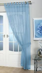 tab top curtains blue blue navy blue tab top blackout curtains