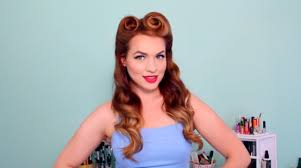 1940s bandana hairstyles pin up hairstyles learn how to style the look at home stylecaster