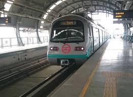 Metro Blue Line Map Delhi by Green Line Delhi Metro Wikipedia