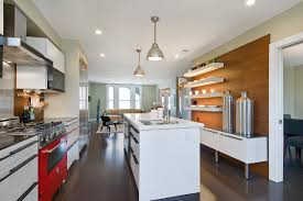 Red And White Kitchen Ideas Modern Kitchen Window Treatments Hgtv Pictures U0026 Ideas Hgtv