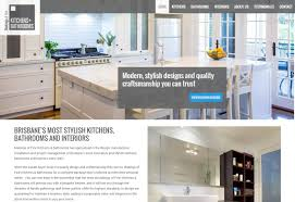 makings of fine kitchens bathrooms website designed by