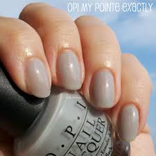 polish insomniac opi my pointe exactly one of my new top 20