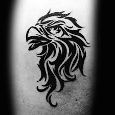 eagle tribal tattoo nice eagle tattoo design all tattoos for men