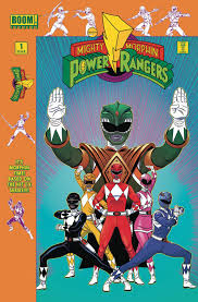 mighty morphin power rangers 1 1 1 retailer incentive party