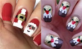 the best christmas nail art ideas photo 1
