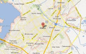 waco map map waco my