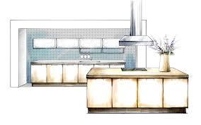 2d kitchen design 2d autocad danuta rzewuska proposed floor plan for interior design