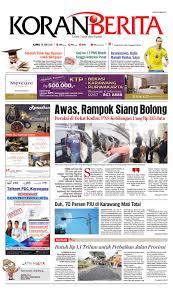 koran berita 16 juni 2016 by tvberita issuu