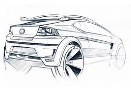 fiat adventure concept car sketch