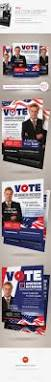 election campaign flyer or poster templates by kinzi21 graphicriver