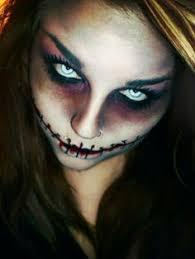 Scary Halloween Costumes Girls 25 Spiderweb Themed Makeup Ideas Turn Heads Halloween