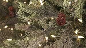 nova scotia hemlock artificial christmas tree youtube