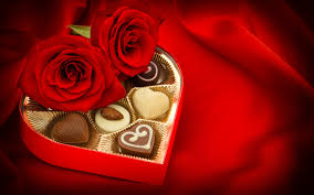 flowers and chocolate chocolate flowers gift wallpaper