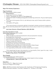office manager duties for resume resume for your job application