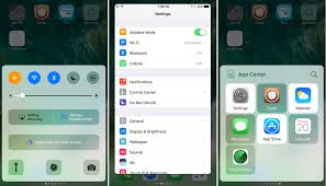 cswitcher brings your app switcher to control center