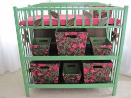 Pink Changing Table by Green Pink U0026 Brown Changing Table Fabulous Inspiration For Your