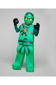 lego ninjago halloween costume ninjago lloyd costume for kids lego costumes clearance