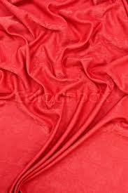 Red Drapery Fabric Background Of Red Drapery Fabric Stock Photo Colourbox