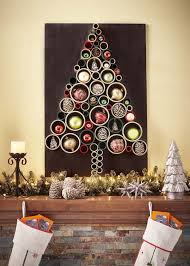 awesome pre lit wall hanging tree uk how to make a