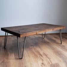hairpin leg coffee table round wonderful wood coffee tables hudson goods blog inside table metal