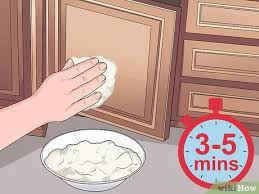 how to clean formica cabinets 3 ways to clean laminate cabinets wikihow