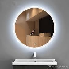 bathroom led mirror lamp hand washing tabletoilet hanging wall