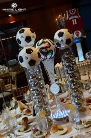 best 25 soccer centerpieces ideas on pinterest soccer banquet