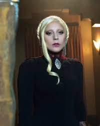 lady gaga dressed normal for halloween american horror story hotel rotten tomatoes