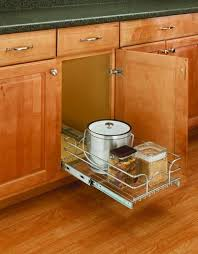 Cabinet Pull Out Shelves by Cabinet Pullout Shelves Amazon Com