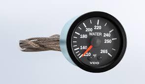 vision black 265 f mechanical water temperature gauge wit 72