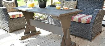 Cedar Patio Table Diy Cedar Patio Table 100 Things 2 Do