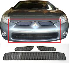 mitsubishi eclipse 1993 ccg 06 08 mitsubishi eclipse mesh grille grill top and bottom