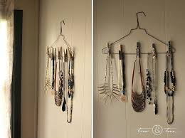 necklace organizer stand images Jewelry holder necklace organizer display ideas wall diy necklace jpg
